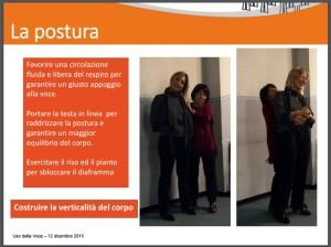la postura - applicazione della psicofonia al corso parlare in pubblico